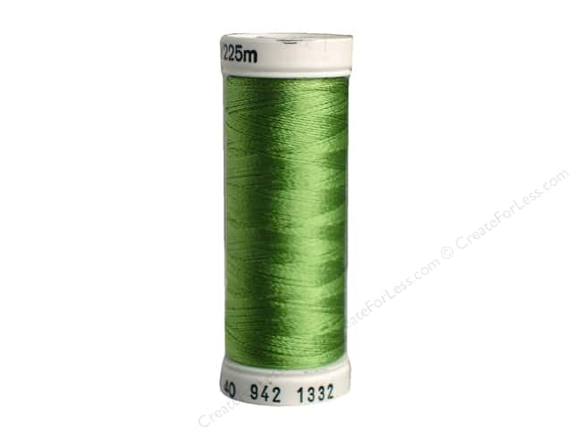 Sulky Rayon Thread 40 wt. 250 yd. #1332 Deep Chartreuse