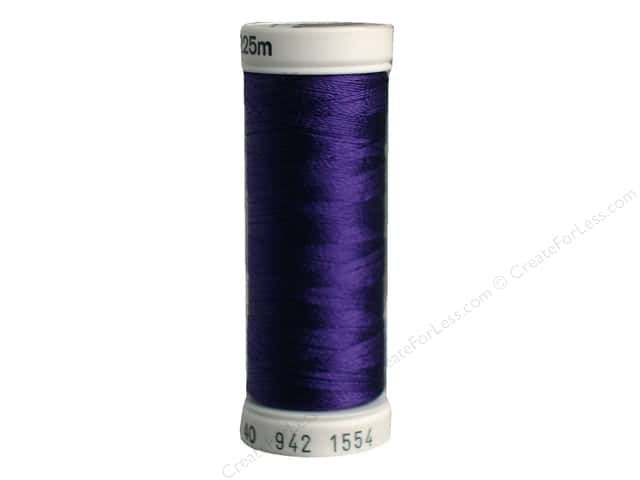 Sulky Rayon Thread 40 wt. 250 yd. #1554 Purple Passion