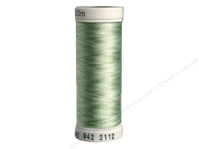 Sulky Rayon Thread 40 wt. 250 yd. #2112 Mint Greens
