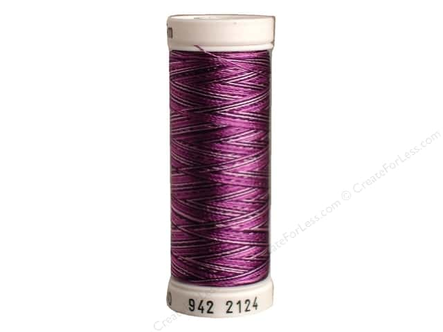 Sulky Rayon Thread 40 wt. 250 yd. #2124 Purples