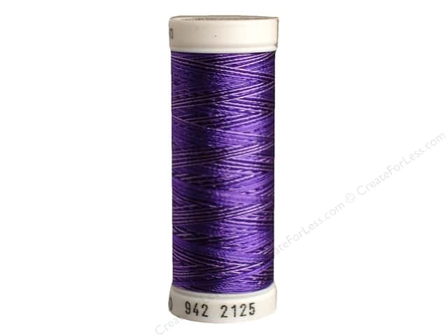 Sulky Rayon Thread 40 wt. 250 yd. #2125 Royal Purples