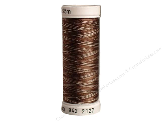 Sulky Rayon Thread 40 wt. 250 yd. #2127 Dark Taupes