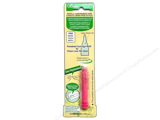 Clover Pen Style Chaco Liner Refill Pink