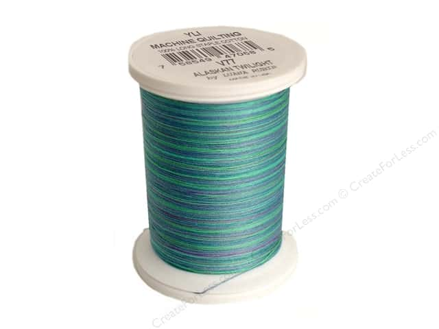 YLI Machine Quilting Thread 500 yd. #V77 Alaskan Twilight