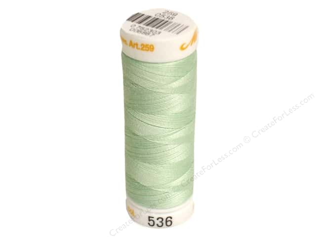Mettler Cotton Machine Embroidery Thread 30 wt. 220 yd. #536 Spanish Moss