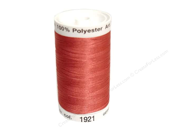 Mettler PolySheen Embroidery Thread 875 yd. #1921 Blossom