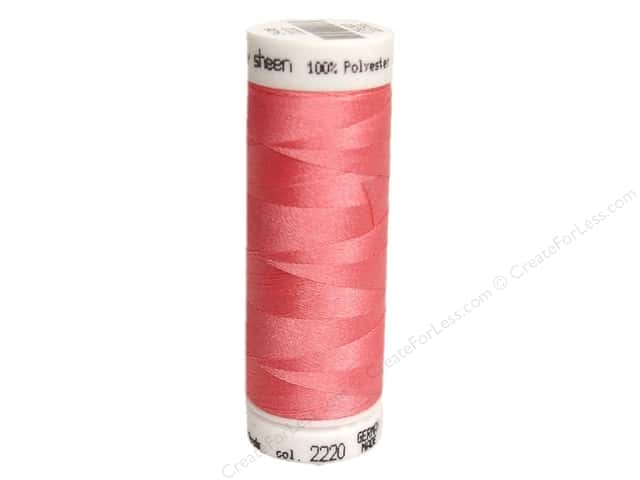 Mettler PolySheen Embroidery Thread 220 yd. #2220 Tropicana