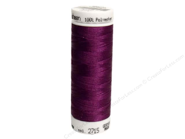 Mettler PolySheen Embroidery Thread 220 yd. #2715 Pansy