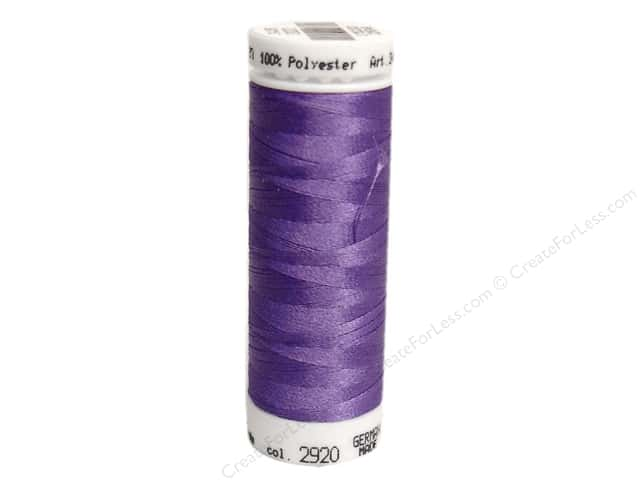 Mettler PolySheen Embroidery Thread 220 yd. #2920 Purple
