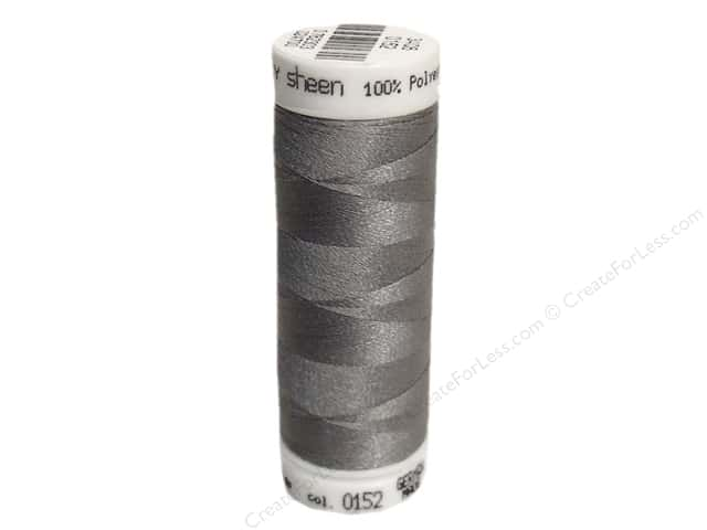 Mettler PolySheen Embroidery Thread 220 yd. #0152 Dolphin