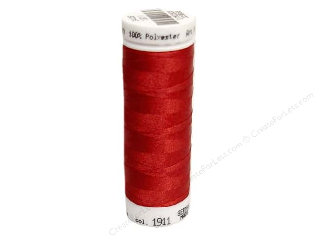Mettler PolySheen Embroidery Thread 220 yd. #1911 Foliage Rose