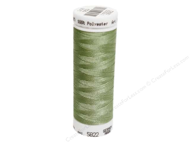 Mettler PolySheen Embroidery Thread 220 yd. #5822 Kiwi