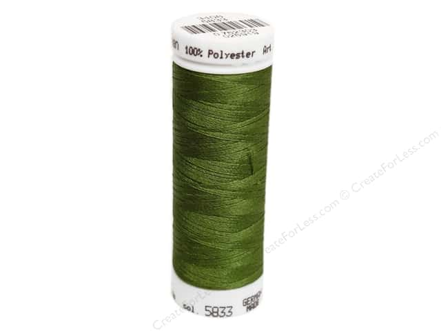 Mettler PolySheen Embroidery Thread 220 yd. #5833 Limabean