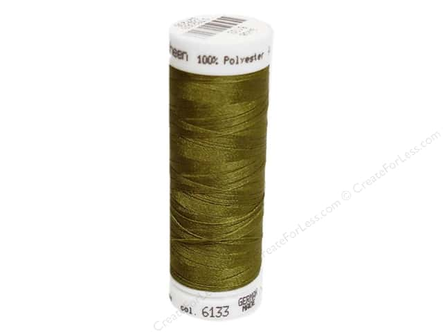 Mettler PolySheen Embroidery Thread 220 yd. #6133 Caper