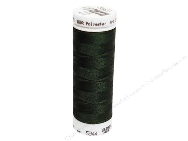Mettler PolySheen Embroidery Thread 220 yd. #5944 Backyard Green