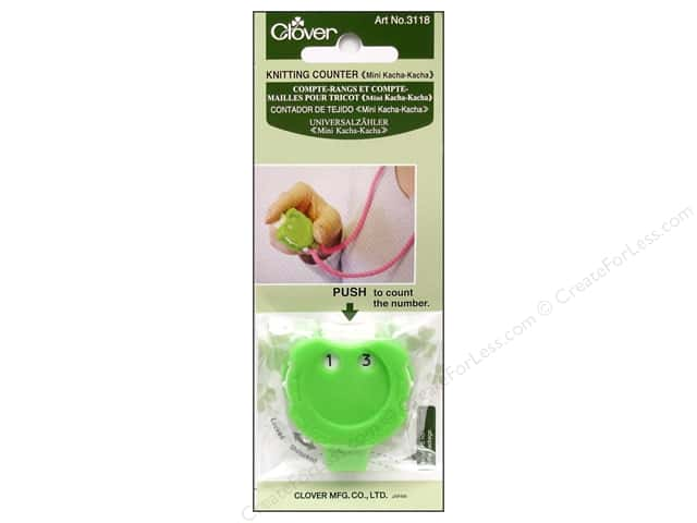Clover Knitting Counter Mini Kacha-Kacha