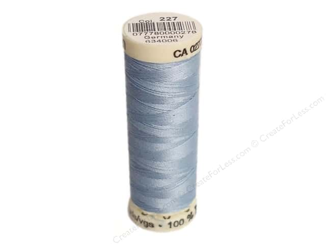 Gutermann Sew-All Thread 110 yd. #227 Copen Blue