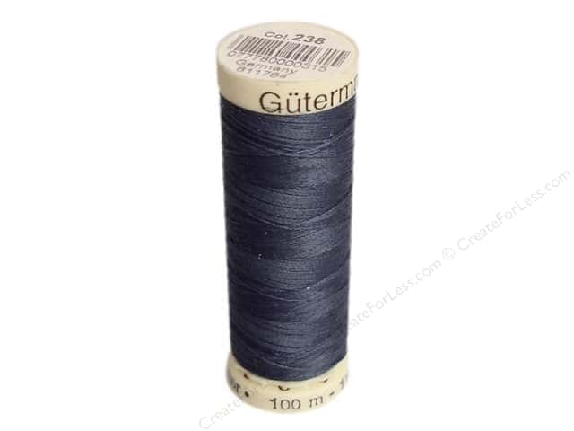 Gutermann Sew-All Thread 110 yd. #238 Holland Blue