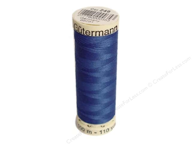 Gutermann Sew-All Thread 110 yd. #249 Blue Bird