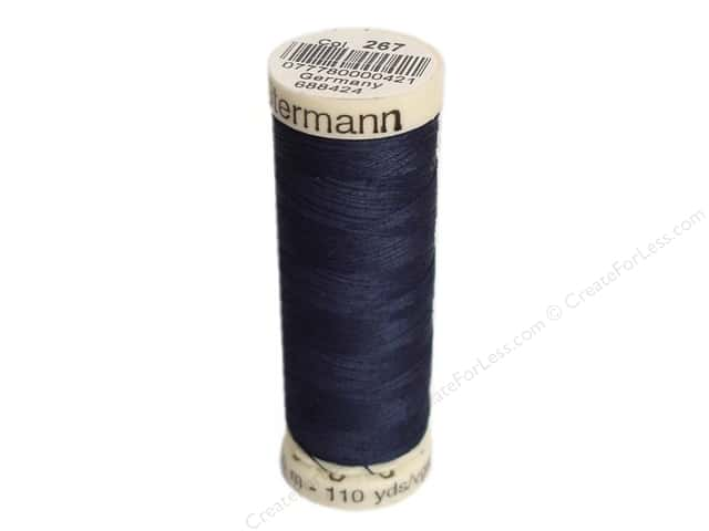 Gutermann Sew-All Thread 110 yd. #267 Dark Navy