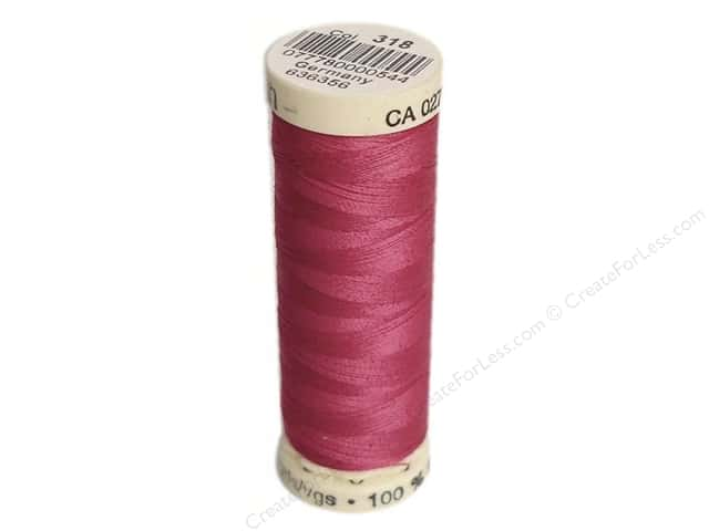 Gutermann Sew-All Thread 110 yd. #318 Fuchsia