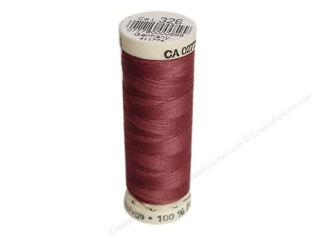 Gutermann Sew-All Thread 110 yd. #326 Rose
