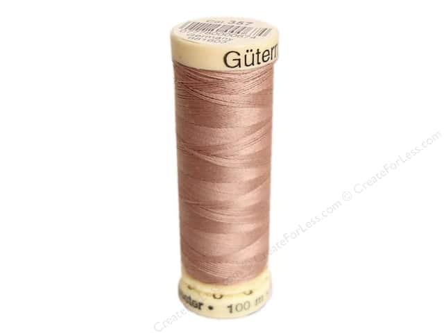 Gutermann Sew-All Thread 110 yd. #357 Shell Tan