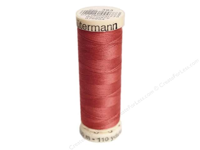 Gutermann Sew-All Thread 110 yd. #393 Honeysuckle