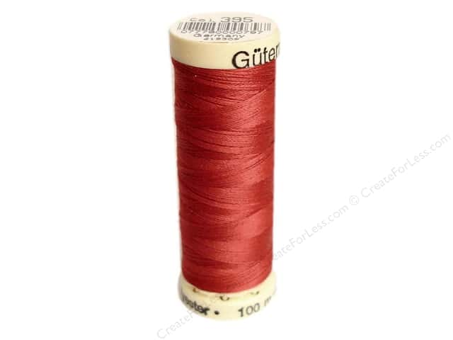 Gutermann Sew-All Thread 110 yd. #395 Geranium