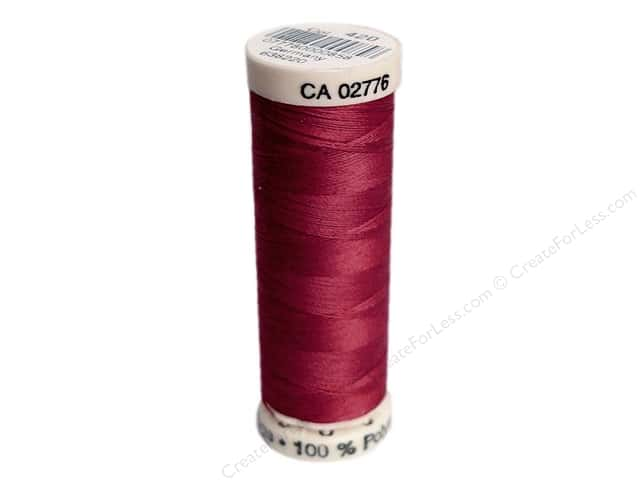 Gutermann Sew-All Thread 110 yd. #420 Chili Red