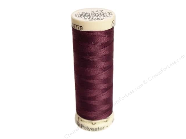 Gutermann Sew-All Thread 110 yd. #447 Mulberry