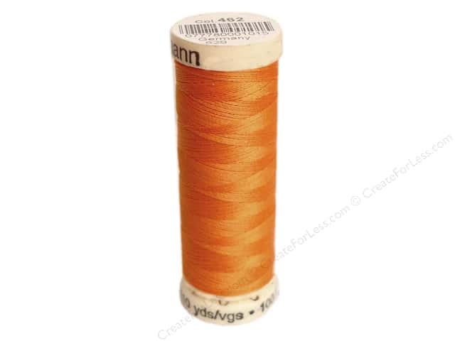 Gutermann Sew-All Thread 110 yd. #462 Tangerine