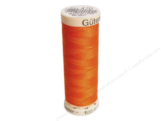 Gutermann Sew-All Thread 110 yd. #470 Orange