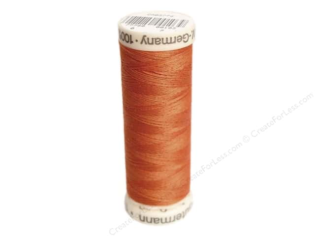 Gutermann Sew-All Thread 110 yd. #472 Carrot