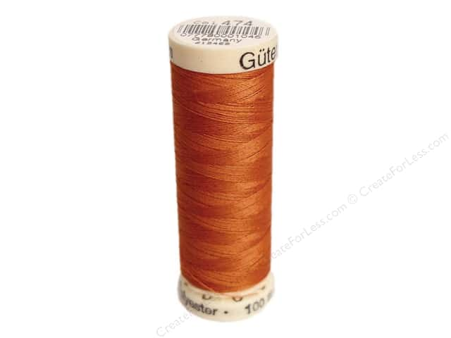 Gutermann Sew-All Thread 110 yd. #474 Curry