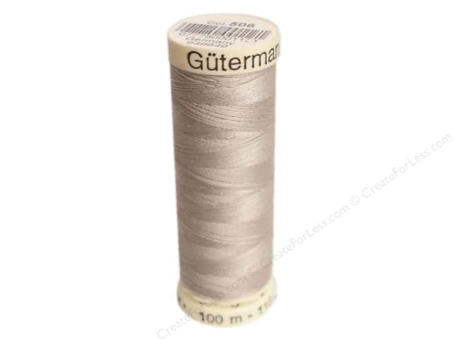 Gutermann Sew-All Thread 110 yd. #506 Sand