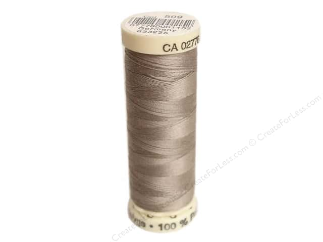 Gutermann Sew-All Thread 110 yd. #509 Beige