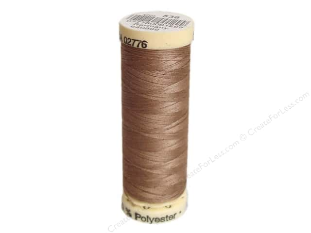 Gutermann Sew-All Thread 110 yd. #536 Tan