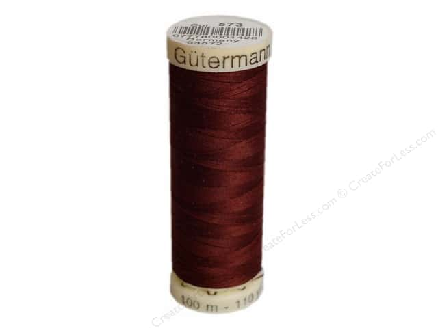 Gutermann Sew-All Thread 110 yd. #573 Barnside