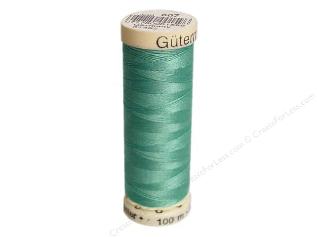 Gutermann Sew-All Thread 110 yd. #607 Crystal Blue