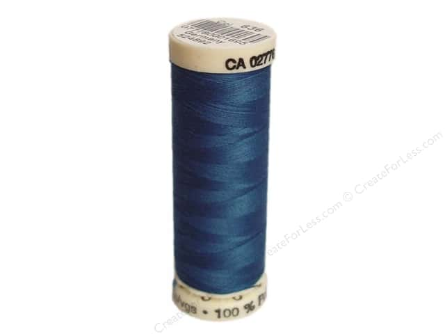 Gutermann Sew-All Thread 110 yd. #636 Mineral Blue