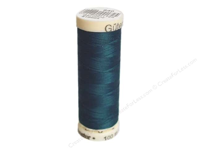 Gutermann Sew-All Thread 110 yd. #640 Peacock