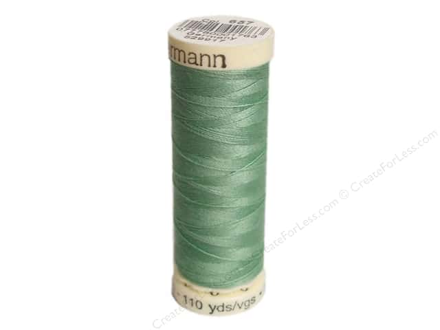Gutermann Sew-All Thread 110 yd. #657 Creme Mint