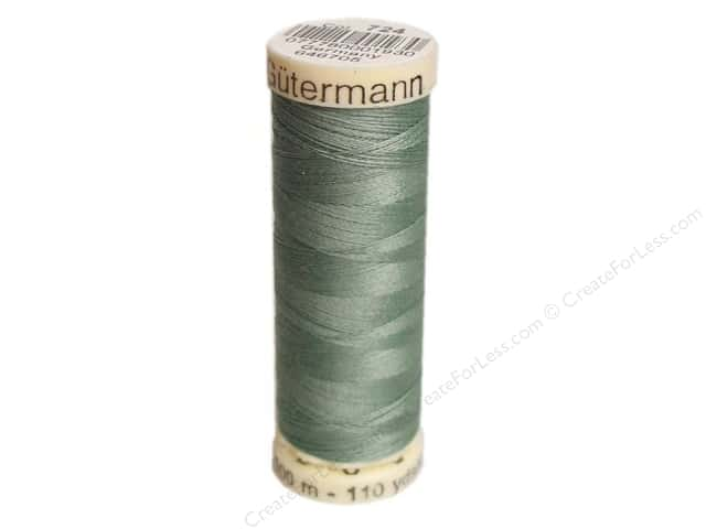 Gutermann Sew-All Thread 110 yd. #724 Willow Green