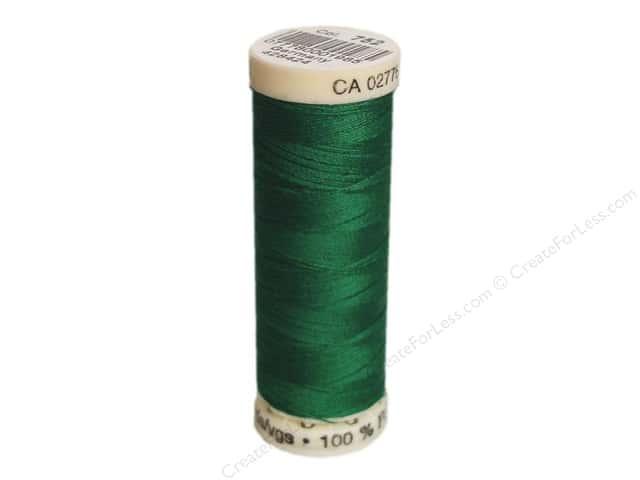 Gutermann Sew-All Thread 110 yd. #752 Grass Green