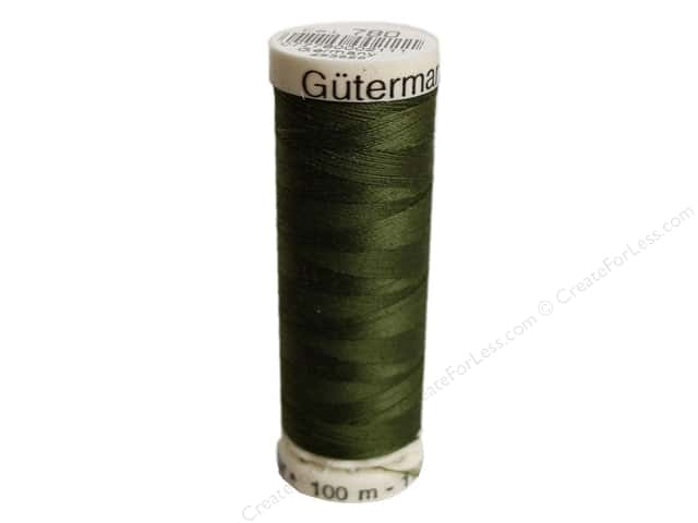Gutermann Sew-All Thread 110 yd. #780 Olive