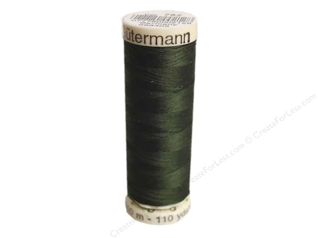 Gutermann Sew-All Thread 110 yd. #782 Black Olive