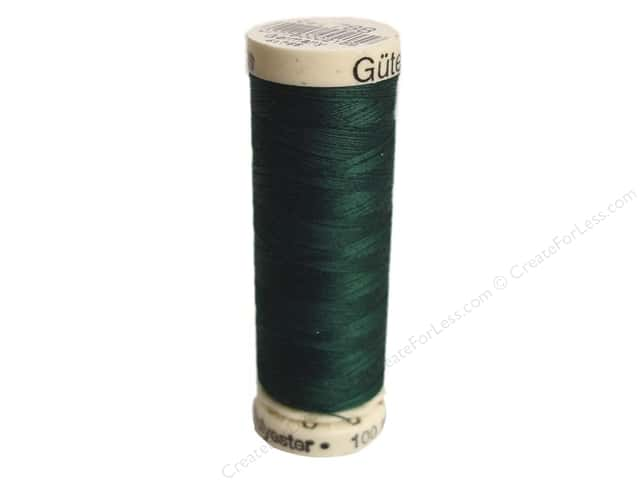 Gutermann Sew-All Thread 110 yd. #788 Dark Green