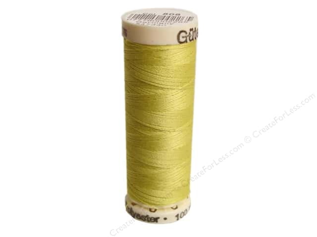 Gutermann Sew-All Thread 110 yd. #808 Mimosa
