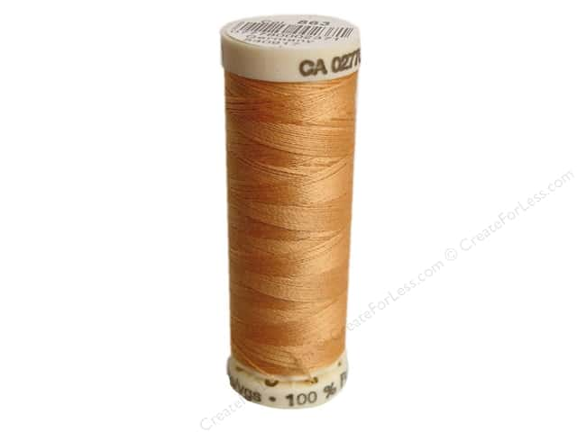 Gutermann Sew-All Thread 110 yd. #863 Light Nutmeg